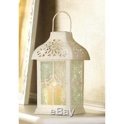 15 Daisy Gazebo Candle Holder Lantern Wedding Table Centerpiece 14617