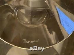 Baccarat Crystal Vega Pair of Candlesticks 5 1/4