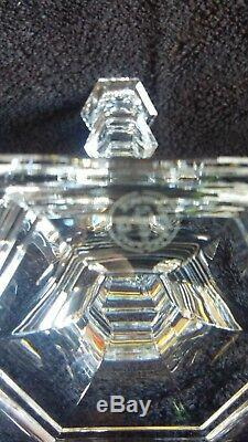 Baccarat Crystal Versailles Candlestick
