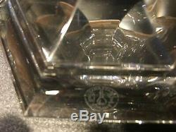 Baccarat Crystal Versailles Candlestick PAIR 6 7/8
