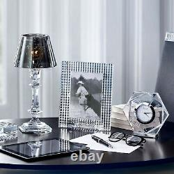 Baccarat Harcourt Our Fire Candlestick Silver