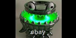 Bath & Body Works Halloween 2021 Monster Light Up 3 Wick Pedestal Candle Holder