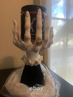 Bath & Body Works Halloween 2021 Witch Hand Single Candle Holder