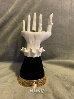 Bath & Body Works Halloween 2021 Witch Hand Single Wick Candle Holder Pedestal