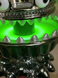 Bath Body Works Halloween Candle Holder Pedestal Lights Up Monster Fountain 2021