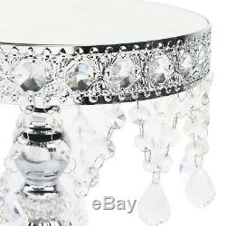 Crystal Votive Candlesticks Candle Holder Wedding Event Banquet Tabletop Decor