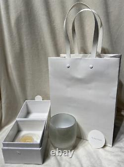 EXOTIC Glassybaby TO THE MOON Votive Candle Holder BRAND NEW BOX & GIFT BAG