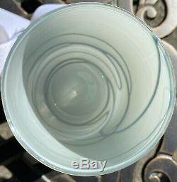 GLASSYBABY- (EXOTIC) GET LOUD SEAHAWKS Votive Candle Holder- NWB
