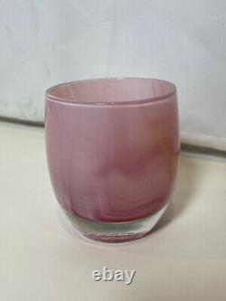 GLASSYBABY- Exotic CLOUD NINE Votive Candle Holder- BRAND NEW Sold Out