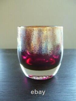 Glassybaby DIVA Votive Candle Holder withtag Glassy Baby