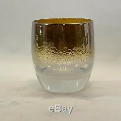 Glassybaby Exotic Style GRACE Candle Holder Hand-Blown