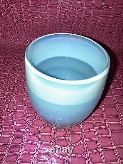 Glassybaby Lucky Stars Votive Candle Holder New In Original Packaging
