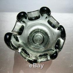 NEW TWILIGHT Splash Tea Light Candle holder by Fire and Light Recycled glass