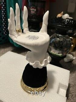 New Bath and Body works Vampire Hand halloween 2021 candle holder