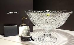 New Waterford Crystal Triumph 14 Presentation Bowl #71/350 Jorge Perez