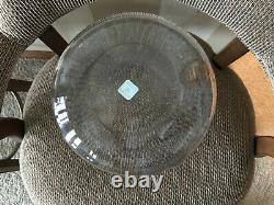 PartyLite Clear Hurricane Glass Replacement Candle Holder Verona Seville Newport