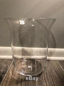 Partylite Seville 3-Wick Candle Holder Replacement Glass Hurricane
