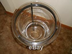 Partylite Seville Candle Stand With Glass Insert Retired & Rare
