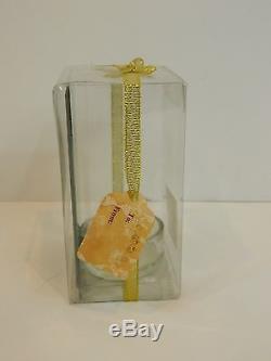 Religious Votive Candle Holder Bible Verse Glass Tealight Candleholder