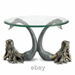 SPI 34736 Mermaid Duet Table Server/Candleholder