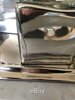 Stunning Designer Eichholtz Silver Chromed Mercury Glass Tea Light Candle Holder